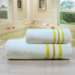 """Махровое полотенце """"Ассоль"""" крем. 45x90 (Х)"""