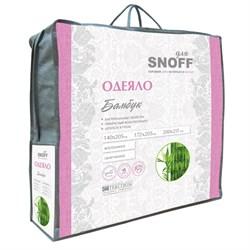 Одеяло для Snoff 1.5-Спальное Бамбук Облегченное 140*205