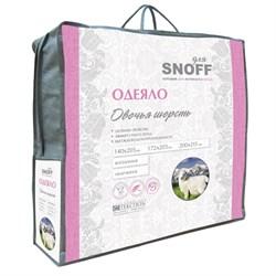 Одеяло для Snoff 1.5-Спальное овечья шерсть всесезонное 140*205